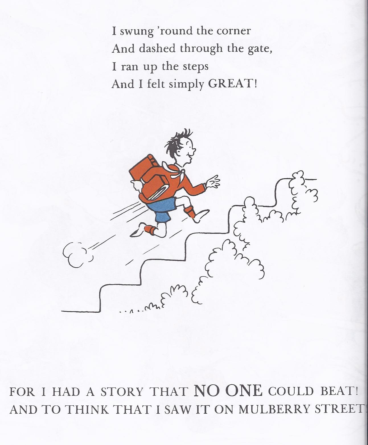 Dr Seuss Quotes About Friendship Seuss And Serendipity…  Sharon Abra Hanen